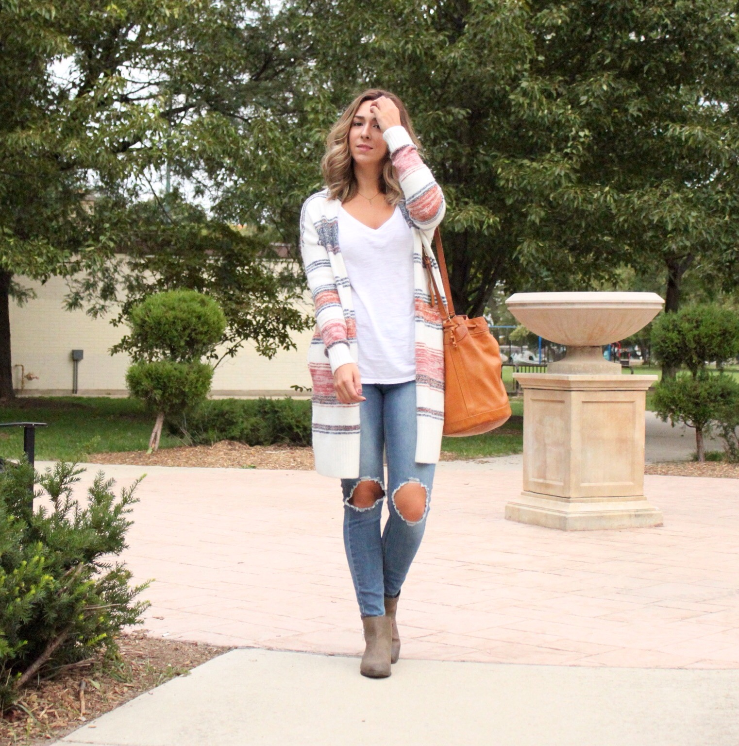 Fall Must Have: A Long Cardigan