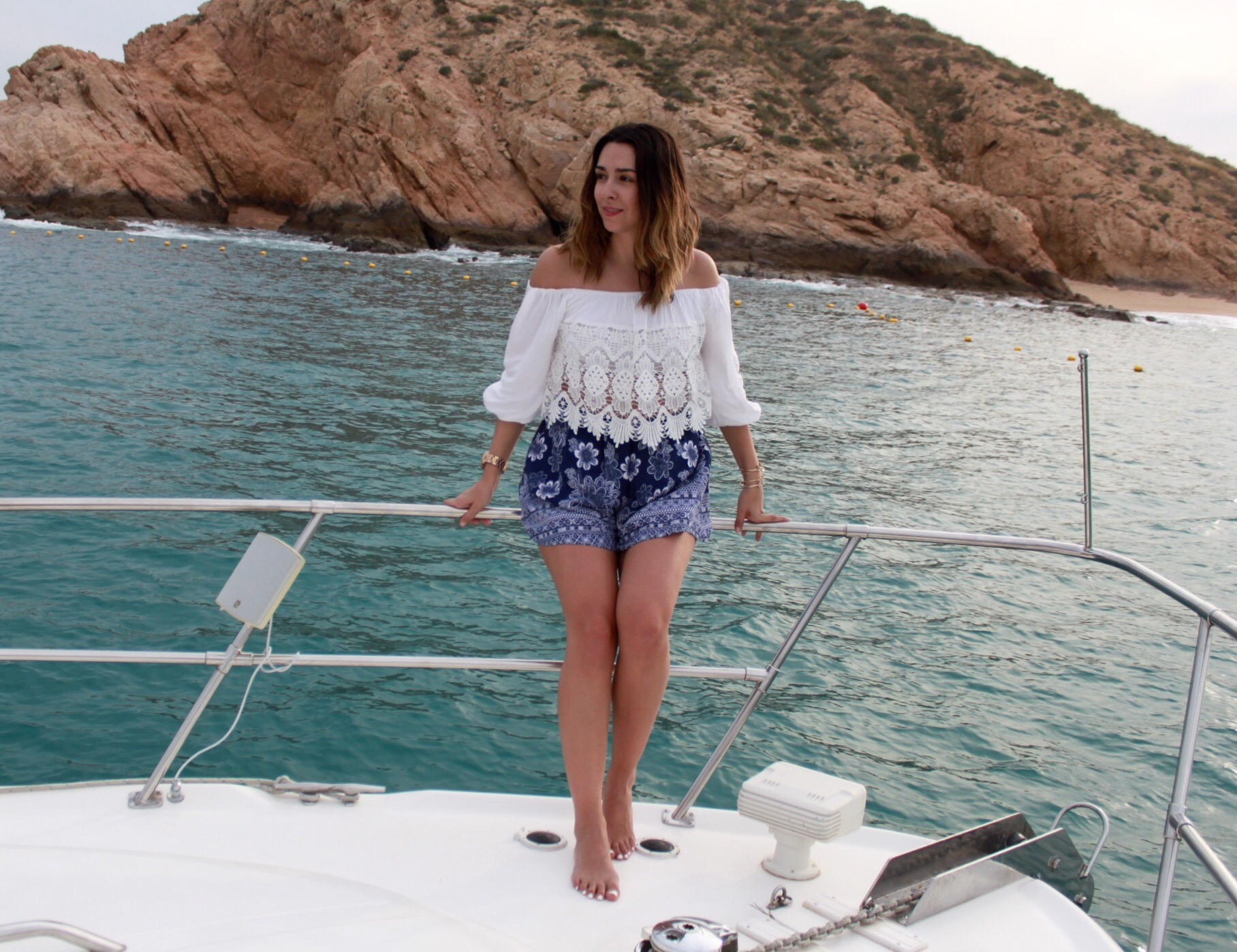 white-crochet-off-the-shoulder-top