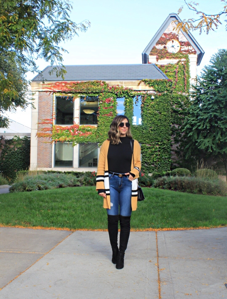 Fall Outfit + My 5 Favorite Fall Activities